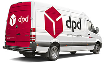 Photo of DPD delivery van