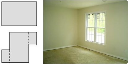Carpet Tile Floor Area Calculator Work Out How Many