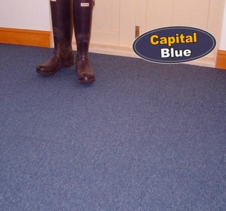 Capital Blue Carpet Tiles