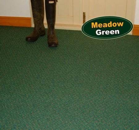 Meadow Green Carpet Tiles