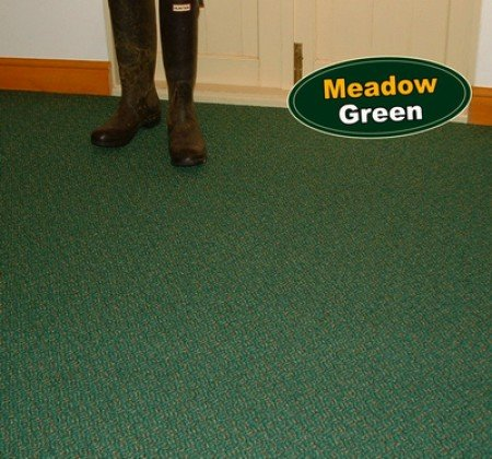 Meadow Green Carpet Tiles