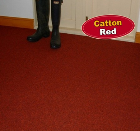 Catton Red Carpet Tile