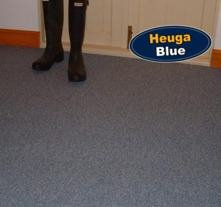 Heuga Ice Blue Carpet Tiles