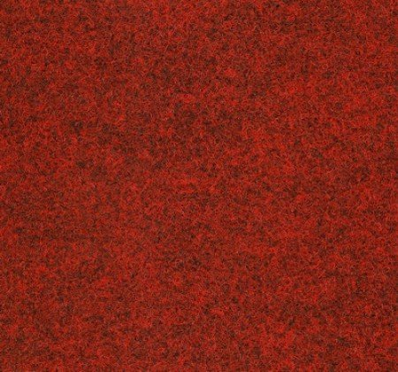 Close up of Ruby Red Carpet Tile