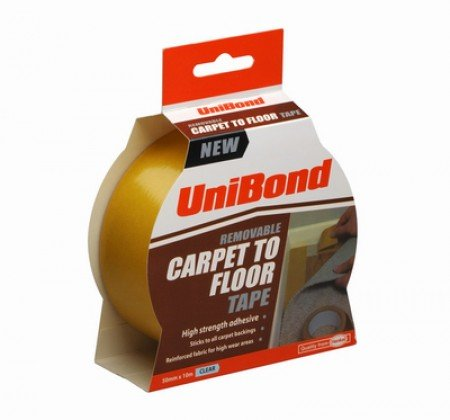 Unibond Double Sided Carpet Tile Tape