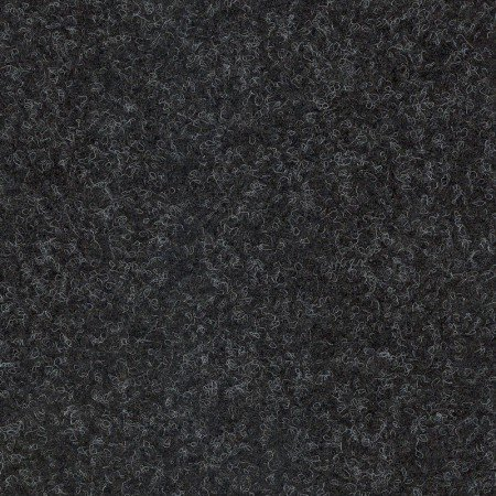 Pile close up of Ash Black Carpet Tiles