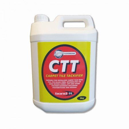 Carpet Tile Tackifier Adhesive 5 litre