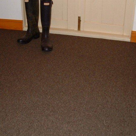 Rivoli Brown Carpet Tiles