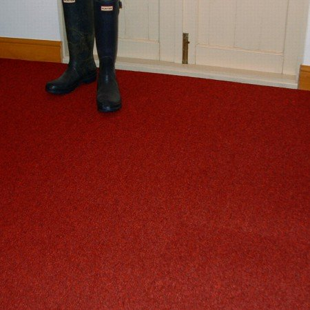 Rivoli Red Carpet Tile
