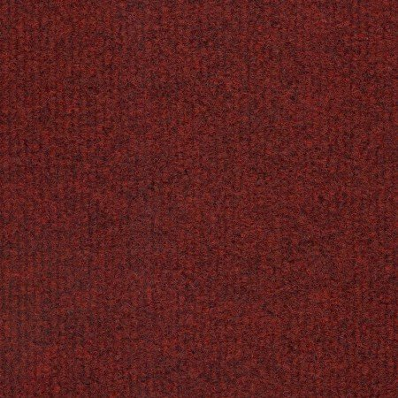 Pile close up of Nebula Red Carpet Tile