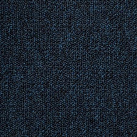 Pile close up of Trafalgar Blue Carpet Tiles