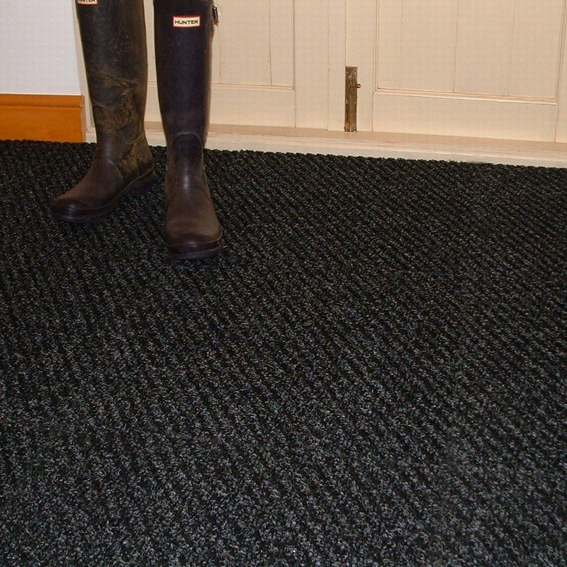 Guardian Black Barrier Tiles Extra Heavy Duty Matting