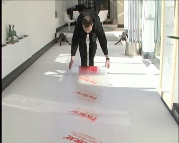Packexe Carpet Protection Film 100m Protects Your Floor