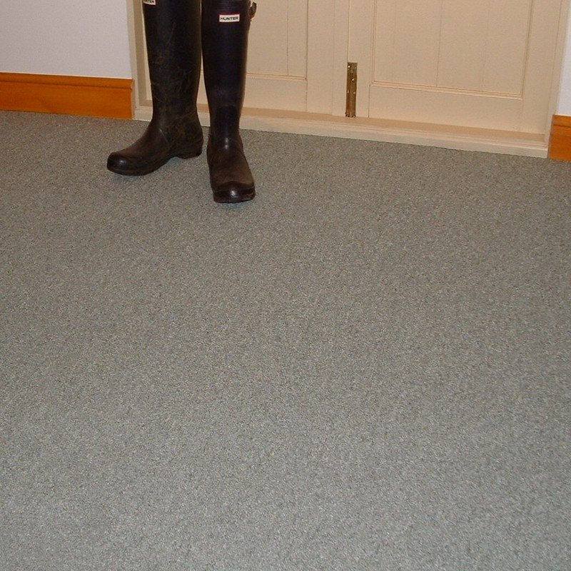 Rivoli Light Grey Carpet Tiles
