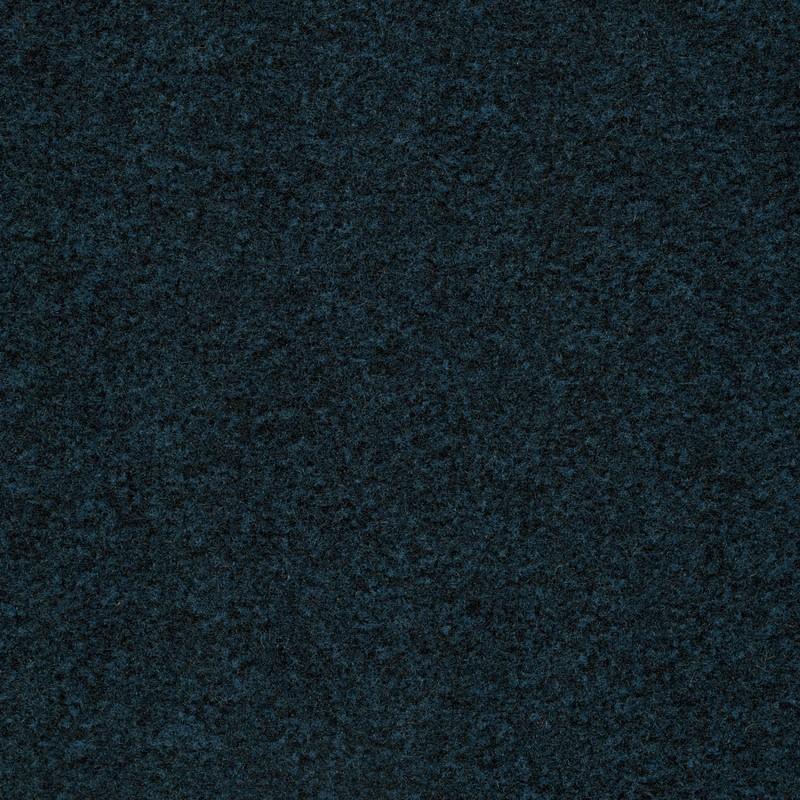 Geneva Dark Blue Carpet Tiles Smooth Pile Carpet Tile
