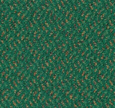 Meadow Green Carpet Tiles Quality Berber Loop Finish