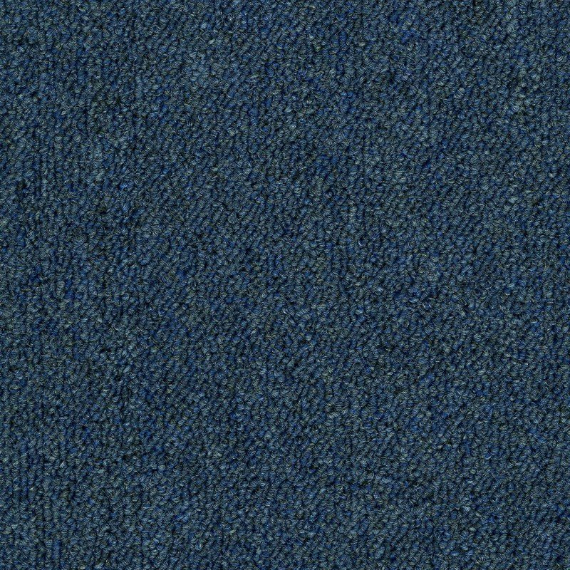Milano Blue Carpet Tiles Domestic And Commercial Use
