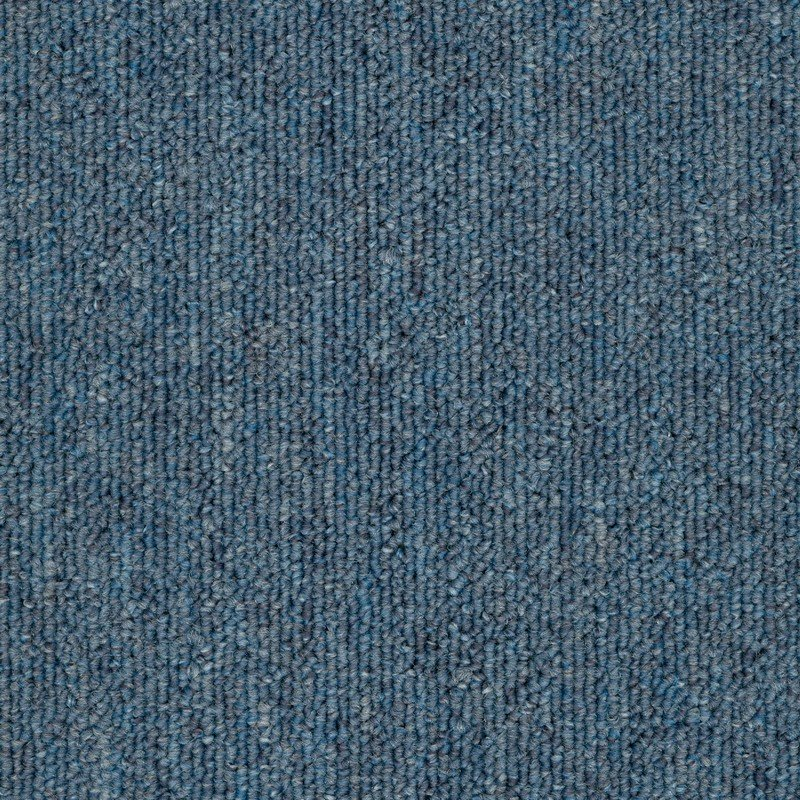 Rivoli Mid Blue Carpet Tiles Medium Blue Carpet Tiles