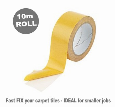 unibond double sided carpet tile tape double sided tape 10m roll