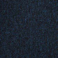 Trafalgar Blue Carpet Tiles