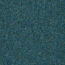Pile close up of Bosun Blue Carpet Tiles