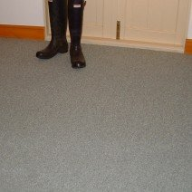 Rivoli Light Grey Carpet Tiles