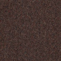 Pile close up of Clipper Brown Carpet Tiles