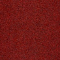 Pile close up of Lava Red Carpet Tiles