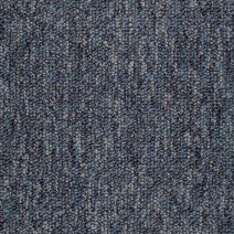 Pile close up of Mariner Blue Carpet Tiles