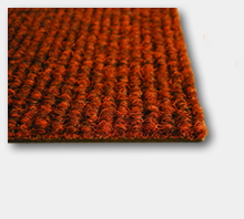 Domestic Carpet Tiles closeup view