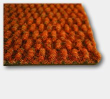 Image showing structure of a carpet tile