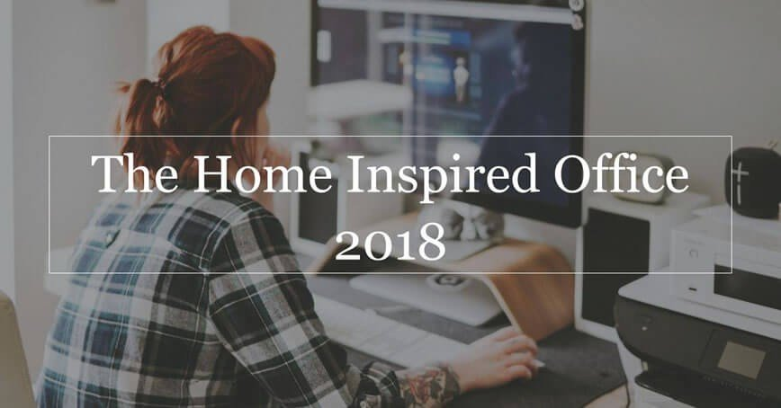The Home Inspired Office