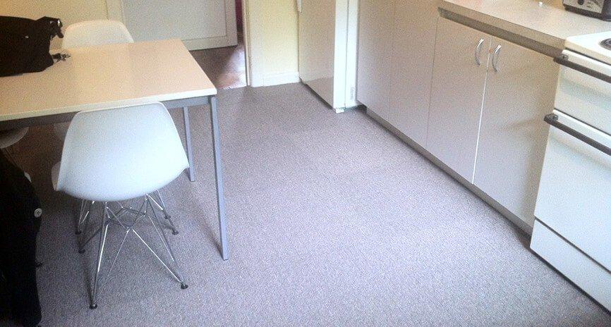 Choosing The Most Practical Kitchen Carpet Tiles