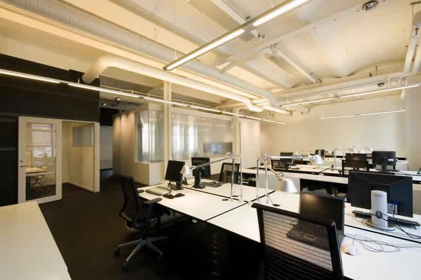 Black Carpet Tiles For Your Office Floor