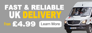 Delivery information for your carpet tiles order. Next day delivery options are available